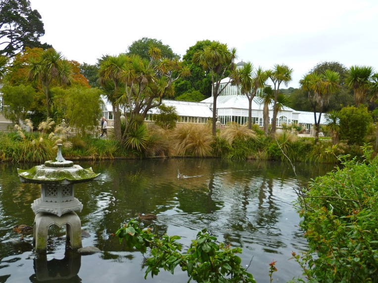The Dunedin Botanic Gardens recently celebrated their 150th anniversary.