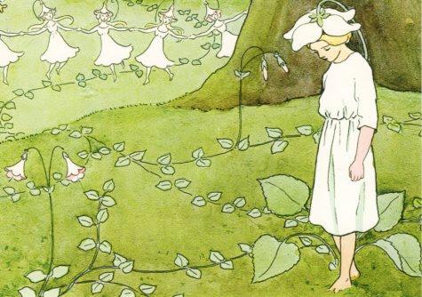 Elsa Beskow - Wood Anemone